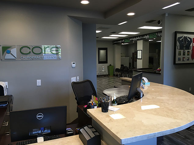 CORE Chiropractic Center in Folsom